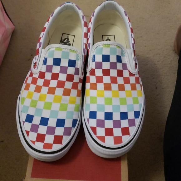 Vans Shoes | Vans Multi Colored
